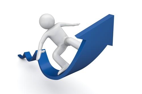 Durch Online Marketing auf der Erfolgswelle
