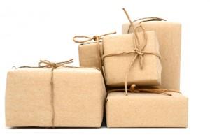 Geschenke per Post