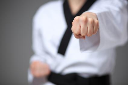 Taekwondo Faust